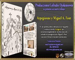dvd la musica de miguel angel font